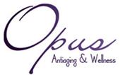 Opus Antiaging & Wellness Logo
