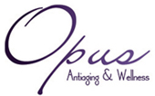 Opus Antiaging & Wellness Logo